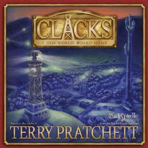 Clacks : A Discworld Board Game